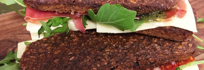 Rugklapper sandwich Caseus Roskilde